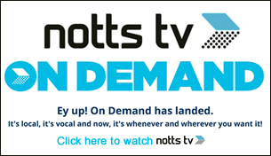 Watch Notts tv on demand