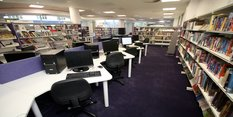 Free computer use and Wi-Fi in Nottingham City libraries
