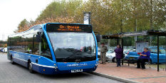Nottingham's Park and Ride sites win safety accolade.