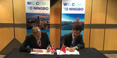 Nottingham and Ningbo sign historic UK and China joint trade deal