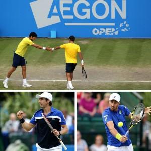 Aegon ATP finalists