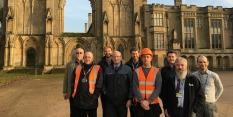 Newstead Abbey is lighting up its way to big energy savings.