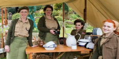 1940s Knees-up returns for May Day Bank Holiday