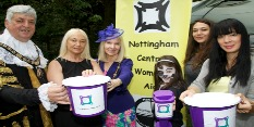 Nottingham's Lord Mayors chooses Charity close to his heart