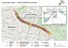 New parking provisions for Woodside Road residents