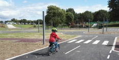 Junior Bike Track to Open at Victoria Embankment