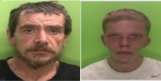 Two aggressive beggars receive Criminal Behaviour Orders
