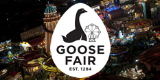 Discount voucher offer for Nottingham's Goose Fair