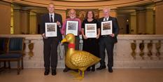 Winners of the prestigious Nottingham Awards announced
