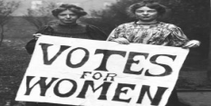Nottingham awarded part of £1.2m funding to celebrate 100 years of votes for women.