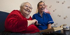 Nottingham residents benefit from a radical system change in health and social care services