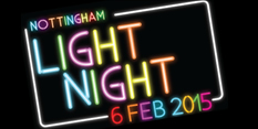 Light Night: 6 Feb 2015
