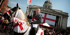 St George's Day: 23 April