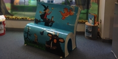 Read Here! Share the Magic of a Story at Nottingham Central Library