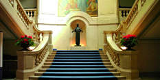 Council House Staircase