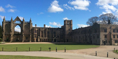 Completed restoration work at Newstead Abbey unveiled