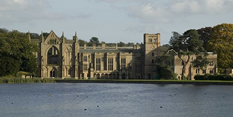 Festive fun at Newstead Abbey this Christmas