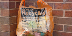It's official!  All city residents now have access to kerbside recycling!