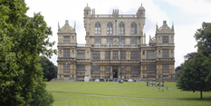 Nottingham City Council launches plans to transform  Wollaton Hall & Deer Park