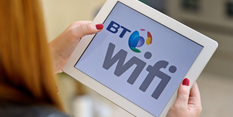 Nottingham City centre set to benefit from free BT Wi-Fi