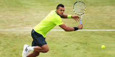 Injury forces Tsonga out of Aegon Open Nottingham