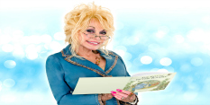 Council helps raise big bucks for Dolly Parton Charity in Nottingham