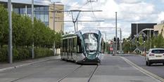Karlsruhe congratulates Nottingham on world-class tram network