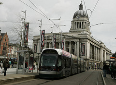 Official – Nottingham is Top City for Carbon Reduction