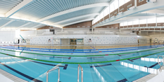 Milestone reached as Harvey Hadden Sports Village opens