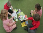 Children invited to join The Big Friendly Read at Nottingham City Libraries