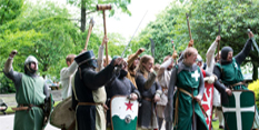 History comes to life as Nottingham aims for biggest ever Robin Hood Pageant