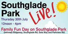Join the fun at Southglade Park Live!