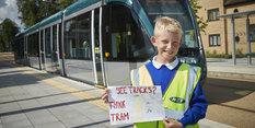 Tram safety