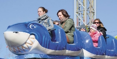 New attractions and facilities set to draw big crowds at Goose Fair