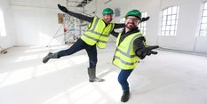 New home for dance as hosiery factory is transformed into creative hub