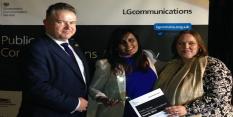 School attendance campaign wins third national award