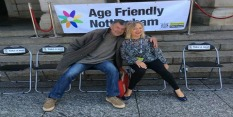 Age Friendly Nottingham launches 'Take a Seat' in Bilborough