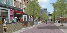 Full steam ahead for Station Street improvements