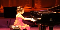 Fernwood Primary pupil to give piano performance in Monaco