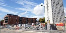 Lenton redevelopment
