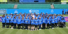 Aegon volunteers from 2015