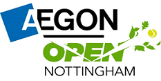 Aegon Open Nottingham logo