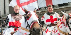 St George's Day celebrations extend to Bulwell this year
