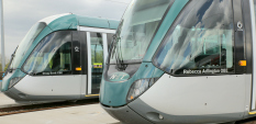 Trams named after Olympic gold medallist and Everest mountaineer