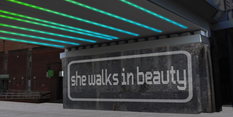 Line of Light – new public lighting installation coming to Nottingham