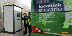Nottingham to become the UK's Green Bus Capital