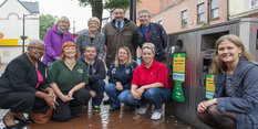 'Bin it for Good' charity project launched in Nottingham