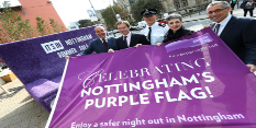 Nottingham secures Purple Flag accreditation for seventh consecutive year