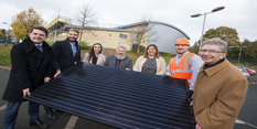 Savings for Aspley Sports Hall with green energy installations