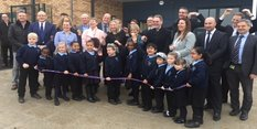 City hits 1,400 new school places milestone with Bluecoat Academy expansion